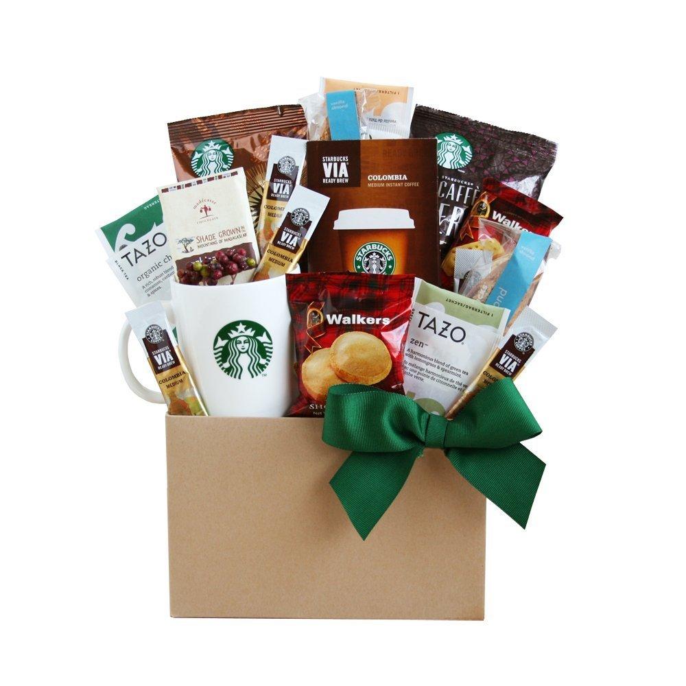 Starbucks Coffee & Tazo Tea Gift Assortment