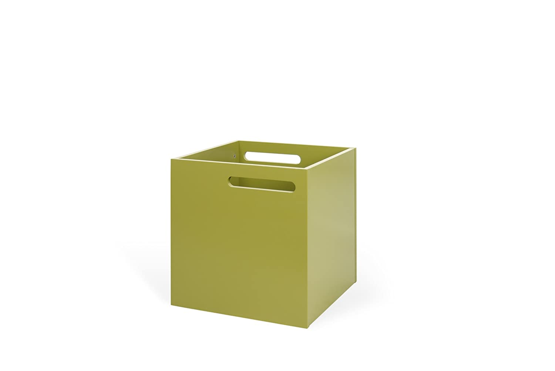 Berlin Box 34x33x34 cm TemaHome Blau lackiert