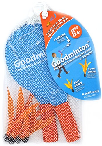 Goodminton | The World's Easiest...