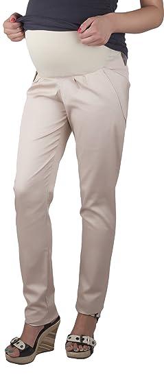 Mija - Pantalones modernos de maternidad Harem Alladin 9039: Amazon.es: Ropa y accesorios