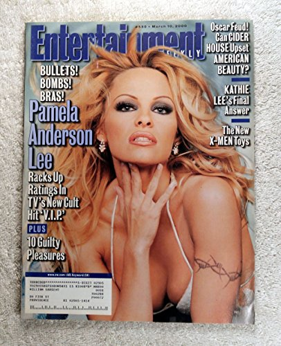 Pamela Anderson Lee - V.I.P. - Entertainment Weekly - #530 - March 10, 2000