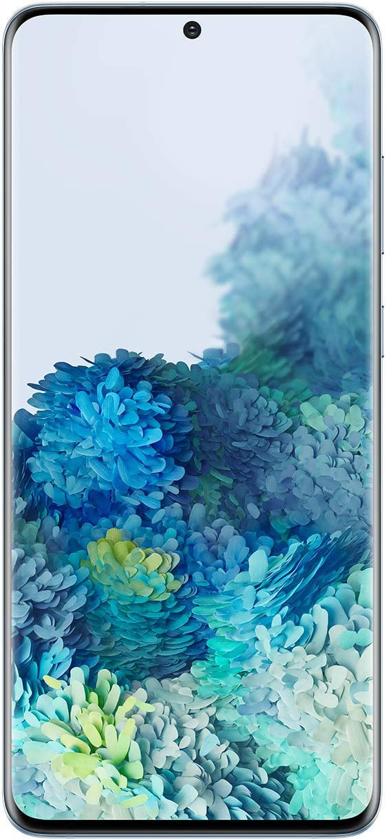 Samsung Galaxy S20 5G Factory Unlocked New Android Cell Phone US Version, 128GB of Storage, Fingerprint ID and Facial Recognition, Long-Lasting Battery, Cosmic Gray