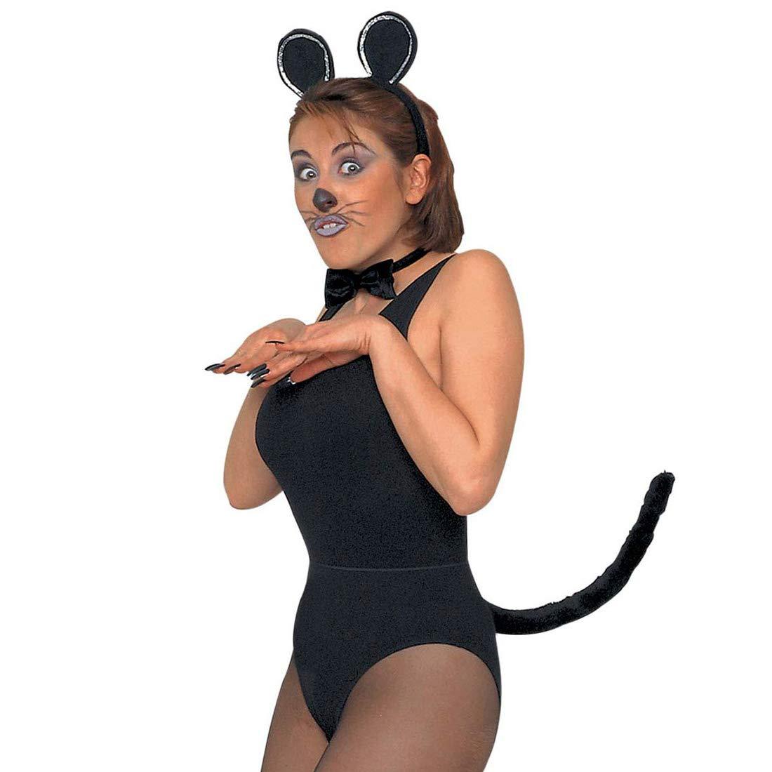 Juego de piezas de vestir del equipo para disfraz de ratón ...
