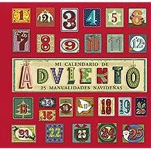 Mi calendario de Adviento / My advent calendar