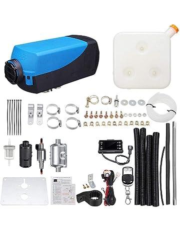 Calentador de combustible - Calentador de estacionamiento de automóviles diésel - Calefacción del automóvil + Monitor