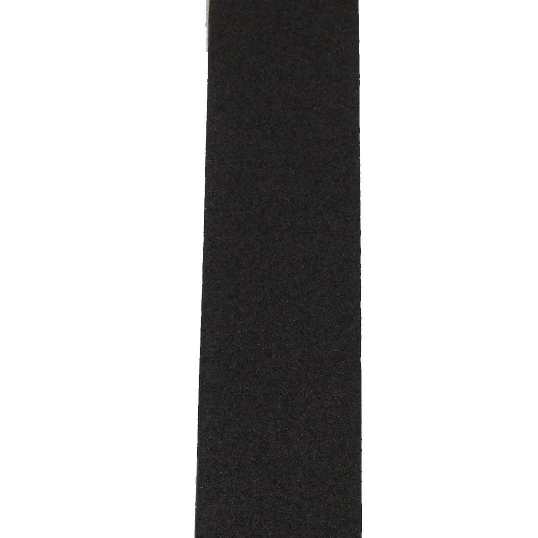 5M 25mm x 2mm seul côté antichoc ruban mousse adhésif éponge Jaune Noir