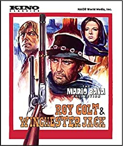 Roy Colt and Winchester Jack (1970) [Blu-ray]