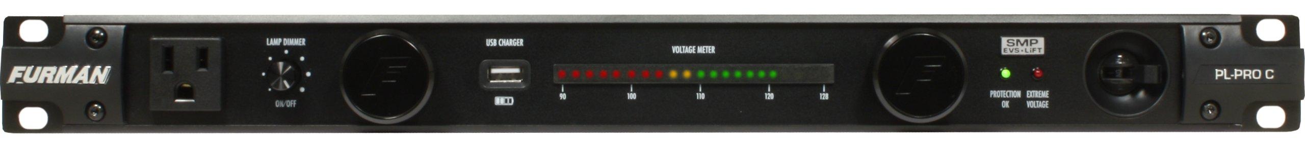 Furman PL-PRO C 20 Amp Advanced Level Power Conditioner