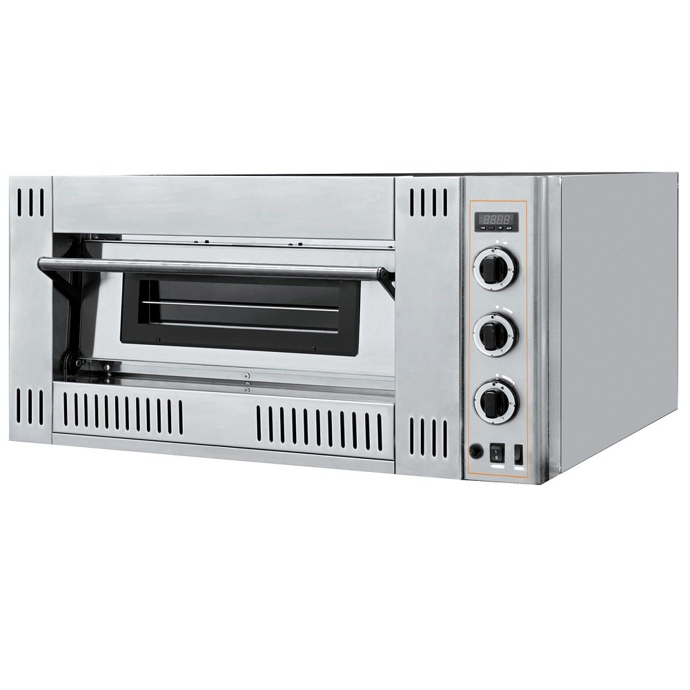 Macfrin 5109G Horno a Gas para 9 Pizzas: Amazon.es: Industria ...