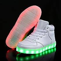 Zapatillas con luces LED SAGUARO