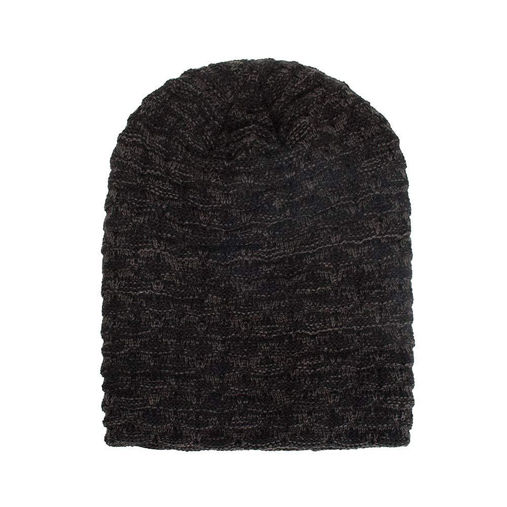 Amazon Com Women Men Warm Winter Baggy Beanie Hat Bcdshop Crochet