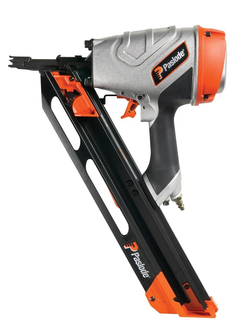 Paslode PF350S 2 to 3-1 2 30 Full Clipped Head Framing Nailer 502000