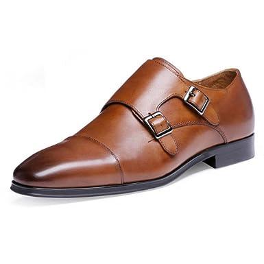 check out f5305 cd430 GTYMFH Männer Klassischen Modernen Oxford Lace Kleid Schuhe ...