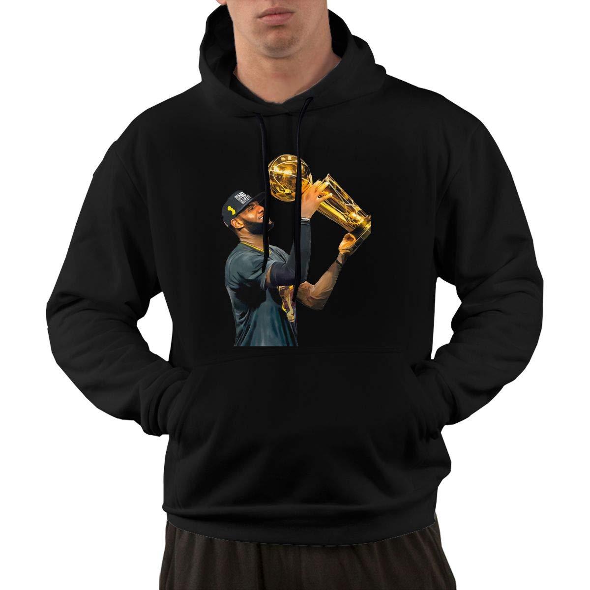 Basketball Clothing Leb Ron Jam Es Champions Hooded 8434 Shirts