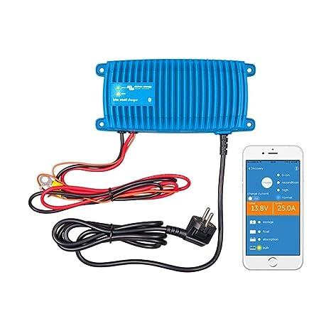 Victron Energy BPC122513006 Blue Smart IP67 Cargador 12/251 ...