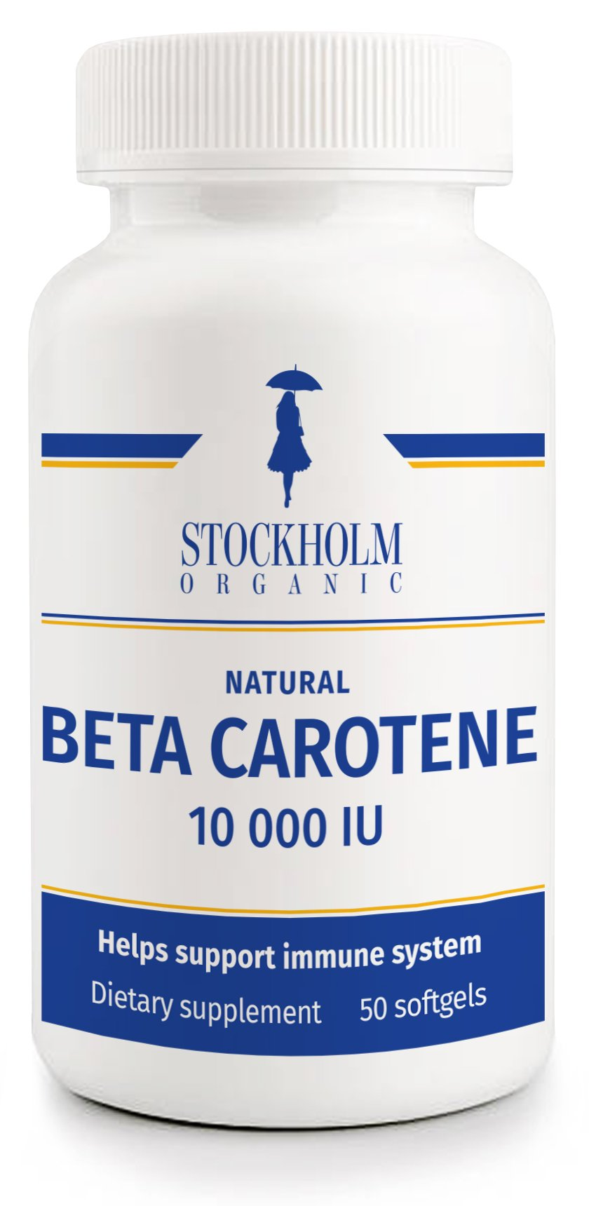 Natural Beta Carotene 10 000 IU