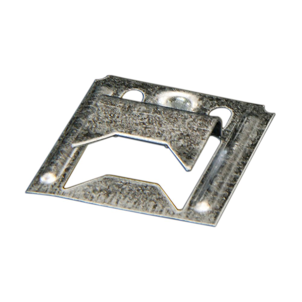 Fox Metal Technology Wood Moulding No. 3 Steel Galvanised for Nut/Spring Assembly 1 Pk = 250 Pieces 2 100 003 –  -20 Fuchs Metalltechnik 2-100-003-0000-20