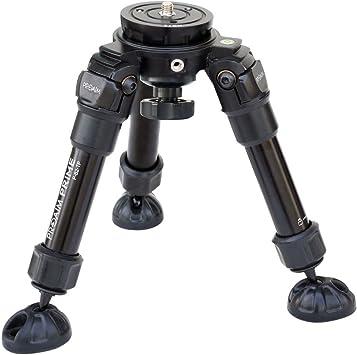 Mini Trípode de cámara de Escritorio Compacta De Aluminio Ligero Con Cabeza Plana Para Canon