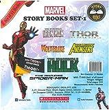 Marvel Story Books -Set of 11 Books