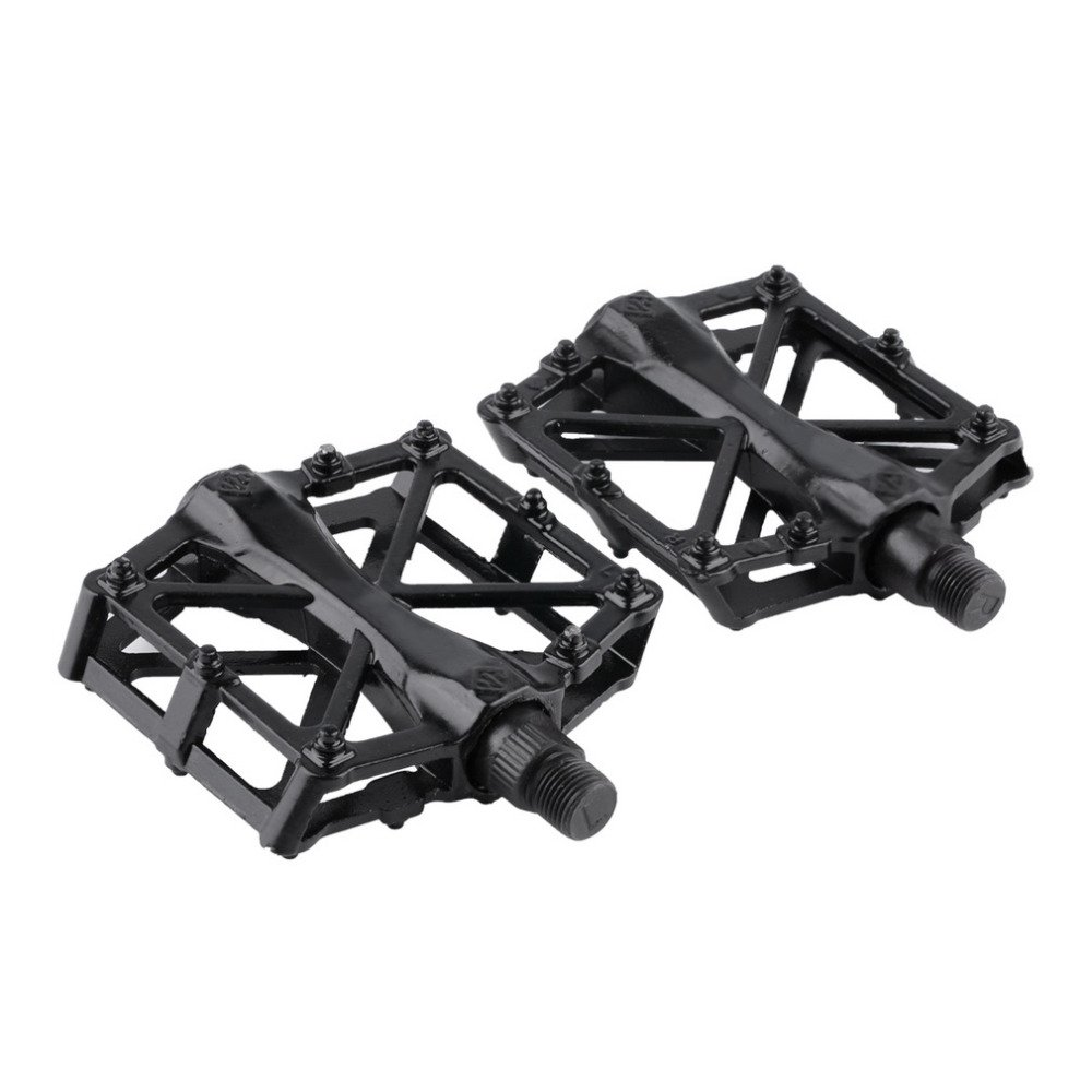 1 Pair Ultralight Aluminum Alloy Bicycle Pedals Mountain Bike Pedal MTB Road