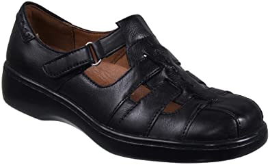 Womens Shoes Naturalizer Mozart Black Leather