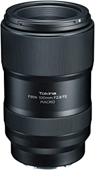Tokina FiRIN 100mm f/2.8 FE Macro Lens for Sony E Series