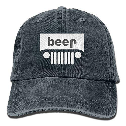 jeep beer hat - 3