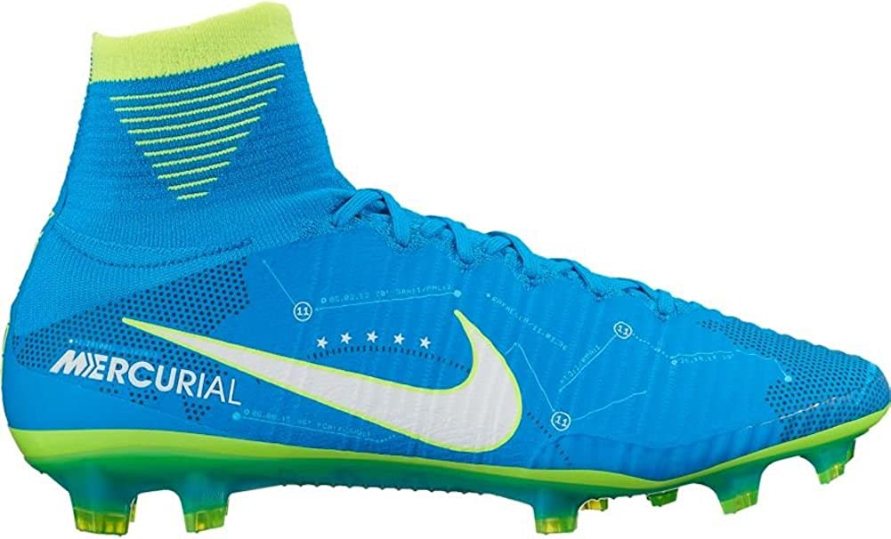 Nike Mercurial Superfly V FG Neymar Soccer