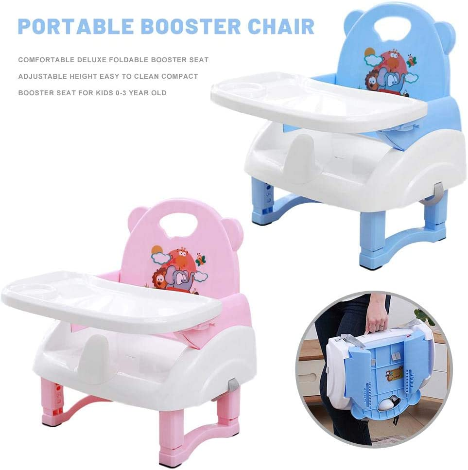 Stable And Easy Clean For 0-3 Year Old Supportive N//Y High Chair Seat For Baby And Activity Tray With Adjustable Features