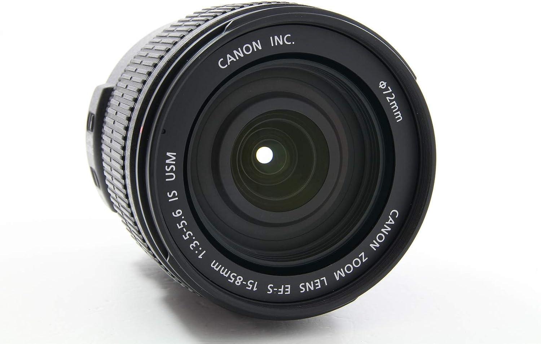 Canon EF-S 15-85mm f/3.5-5.6 IS USM: Amazon.es: Electrónica