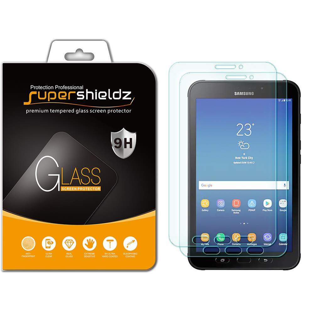 Vidrio Templado para Samsung Galaxy Tab Active2 (8 pul [2un.