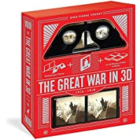 Great War In 3D: A Book Plus a Stereoscopic Viewer, Plus 35 3D Photos of Men In Battle, 1914-1918