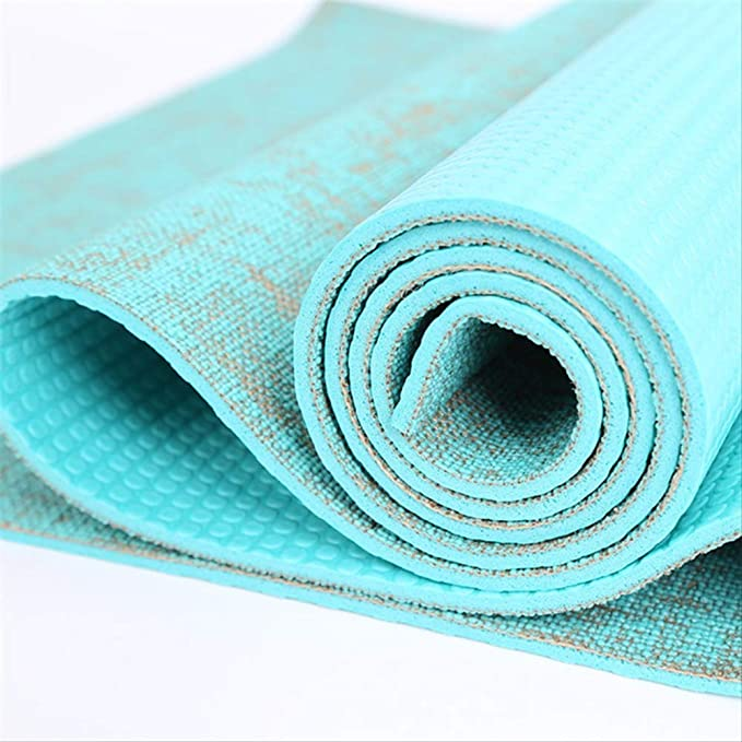 JKL India Yute Natural Yoga Mat 183 * 61 cm * 5Mm Ecológico ...