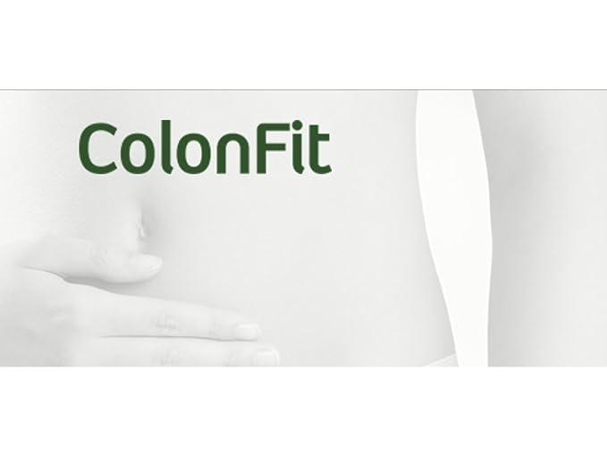COLONFIT - Alivio de Gases e Hinchazón con Probióticos, Prebioticos y Fibra. Desintoxicación de Sistema Digestivo, Limpieza del Colon y un Estómago ...