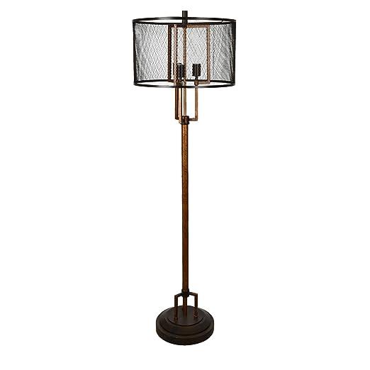 Amazon.com: Winchester (Cobre y hierro acabado – Lámpara de ...
