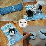 Darkyazi Snuffle Mat Nosework Blanket Dog