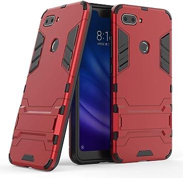 JDDRCASE Teléfonos móviles Carcasa Funda para, Estuche Xiaomi Mi8 ...