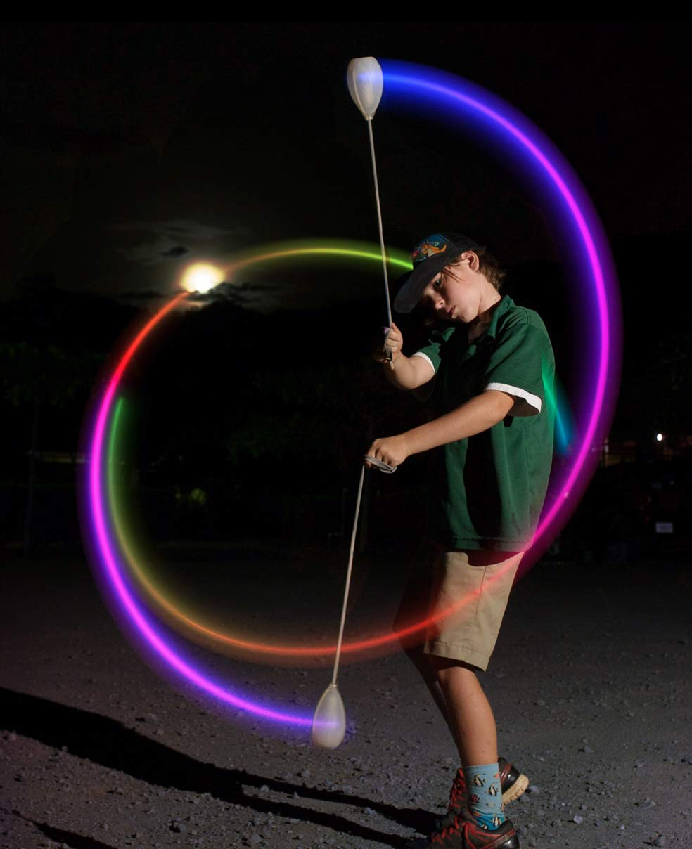 Podpoi v2 LED Poi - the World's Favorite Glowpoi by Flowtoys (Image #7)