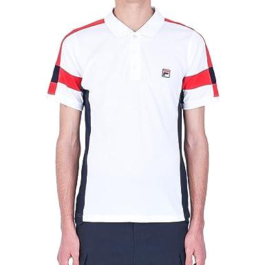 47195d692e33 Fila Men s Prago Polo Shirt at Amazon Men s Clothing store