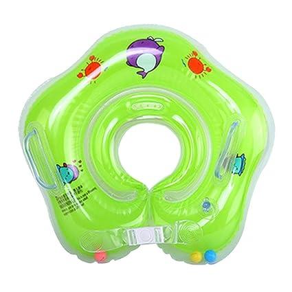 Flotador de seguridad AOLVO, para baño de bebé recién nacido (0 a 18 meses