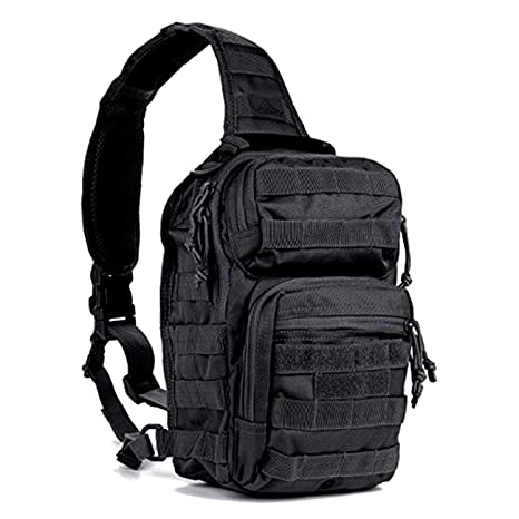 Just Military Tactical Chest Pack Fly Equipment Nylon Wading Chest Pack Cross Body Sling Single Shoulder Bag A Great Variety Of Goods Sports & Entertainment