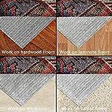 Aurrako Non Slip Rug Pads for Hardwood