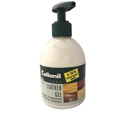 Collonil Leather & Suede Gel Repels Dirt, Waterproofs, Revives Shoes, Handbags, Clothes & Furniture. Made in Germany.: Automotive