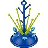 Yunt Egoutte Design et Original pour S¨¨che Biberon B¨¦b¨¦ et Accessoires, Bleu Fonc¨¦