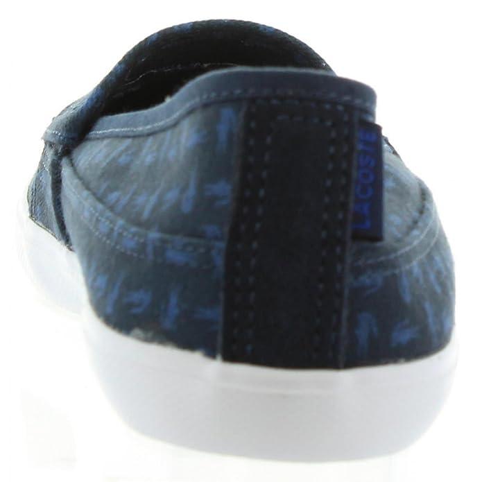 6d447b56 Zapatos de Mujer LACOSTE 31SPW0021 MARICE 003 NAVY Talla 36: Amazon.es:  Zapatos