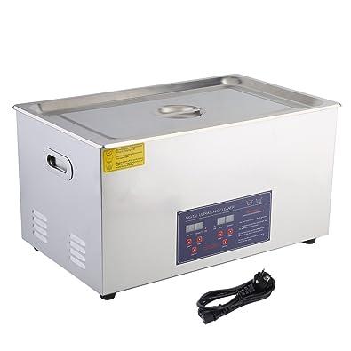 preup PS de 100 A 30L limpiador ultrasónico (Digital Pantalla con calefacción – Limpiador por