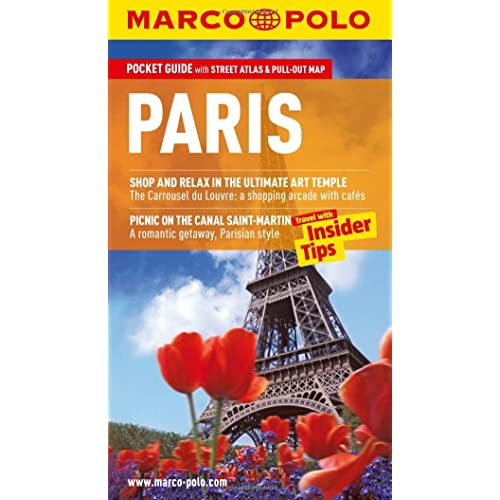 Paris Marco Polo Pocket Guide (Marco Polo Travel Guides)