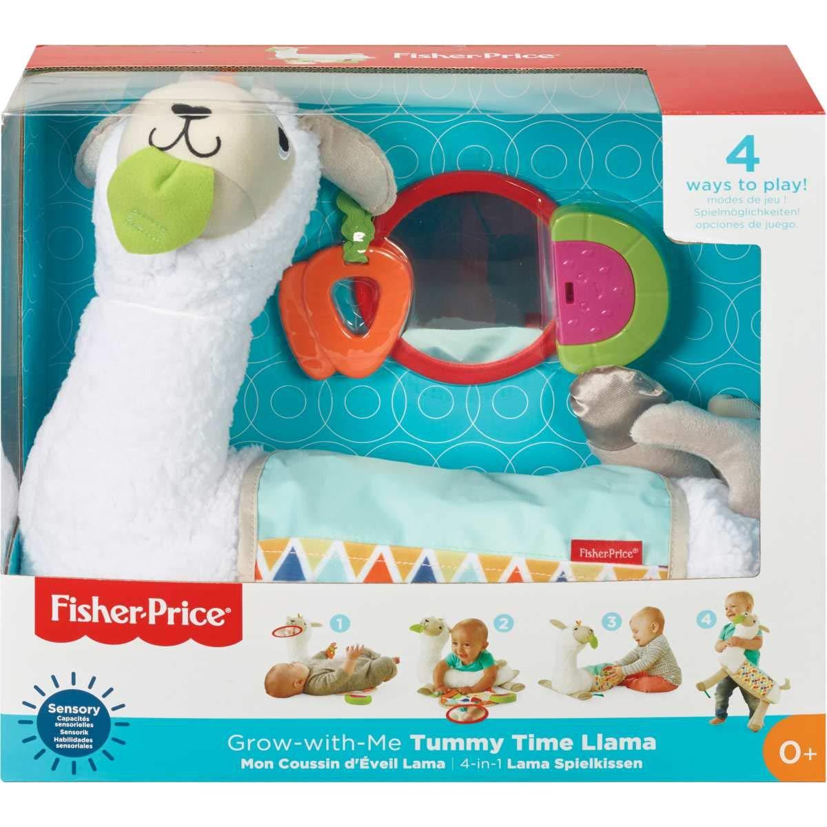 Fisher Price Llama 4 en 1 +0 años: Amazon.es: Bebé