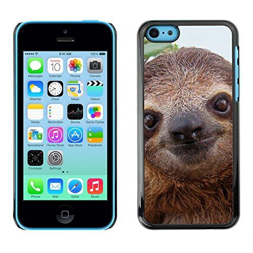 Premio Sottile Slim Cassa Custodia Case Cover Shell // V00002180 paresse bébé // Apple iPhone 5C