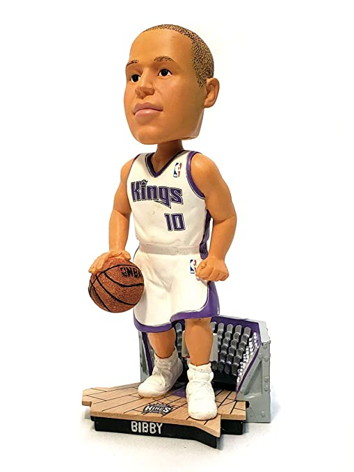 official photos 68f38 65b60 Sacramento Kings Mike Bibby Courtside Bobblehead at Amazon's ...